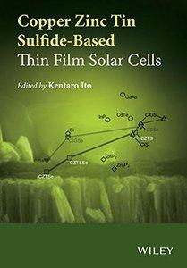 Copper Zinc Tin Sulfide-Based Thin Film Solar Cells Hardcover