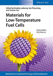 Materials for Low-Temperature Fuel Cells (New Materials for Sustainable Energy and Development) Hardcover-cover