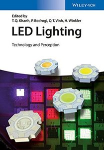 LED Lighting : Technology and Perception (Hardcover)-cover
