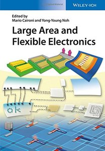 Large Area and Flexible Electronics Hardcover