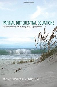 Partial Differential Equations: An Introduction to Theory and Applications (Hardcover)-cover