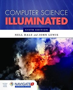 Computer Science Illuminated, 6/e (Includes Navigate 2 Advantage Access)(IE-Paperback)-cover