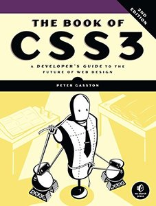 The Book of CSS3: A Developer's Guide to the Future of Web Design Paperback-cover