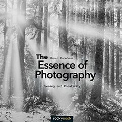 The Essence of Photography: Seeing and Creativity Paperback-cover