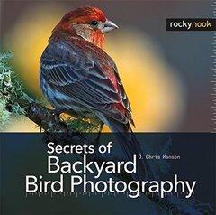 Secrets of Backyard Bird Photography Hardcover-cover