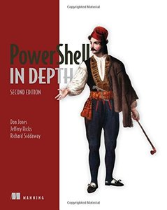 PowerShell in Depth, 2/e (Paperback)-cover