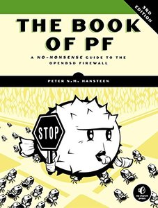 The Book of PF: A No-Nonsense Guide to the OpenBSD Firewall Paperback-cover