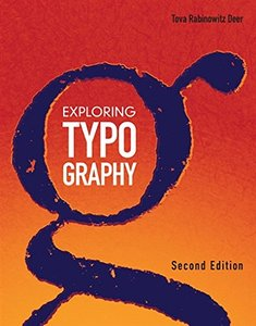 Exploring Typography Paperback-cover