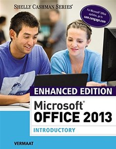 Enhanced Microsoft Office 2013: Introductory (Microsoft Office 2013 Enhanced Editions) Paperback-cover