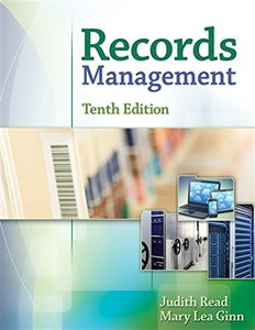 Records Management Paperback-cover