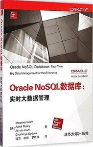 Oracle NoSQL數據庫--實時大數據管理-cover
