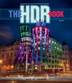The HDR Book: Unlocking the Pros' Hottest Post-Processing Techniques,  2/e(Paperback)-cover