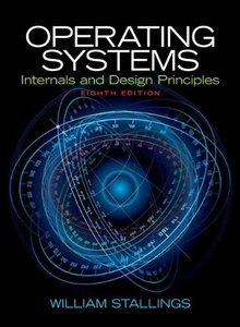 Operating Systems: Internals and Design Principles, 8/e (Hardcover)-cover