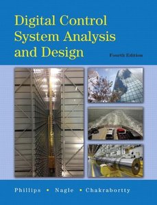 Digital Control System Analysis & Design (Hardcover)-cover