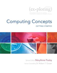 Exploring Getting Started with Computing Concepts [Paperback]-cover