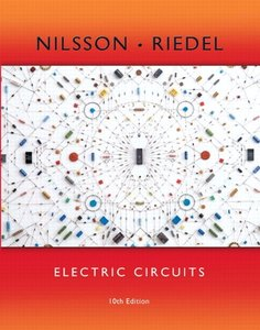 Electric Circuits (10th Edition) [Hardcover]-cover