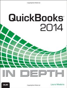 QuickBooks 2014 In Depth [Paperback]-cover