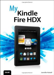 My Kindle Fire HDX [Paperback]-cover