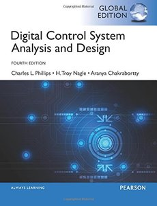 Digital Control Systems Analysis & Design, 4/e (IE-Paperback)-cover