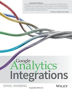 Google Analytics Integrations (Paperback)-cover