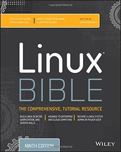 Linux Bible, 9/e (Paperback)-cover