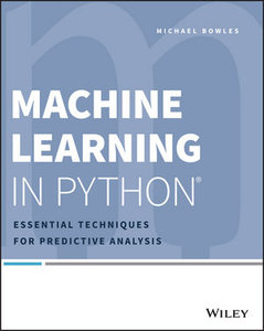 Machine Learning in Python: Essential Techniques for Predictive Analysis-cover