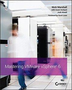 Mastering VMware vSphere 6 (Paperback)-cover