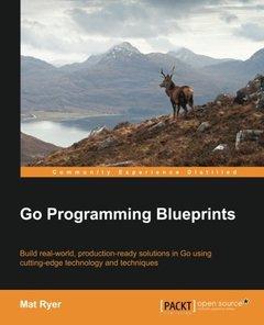 Go Programming Blueprints-cover