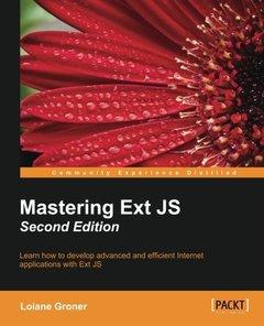 Mastering ExtJS, 2/e (Paperback)-cover