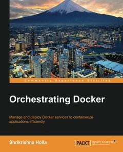Orchestrating Docker (Paperback)-cover