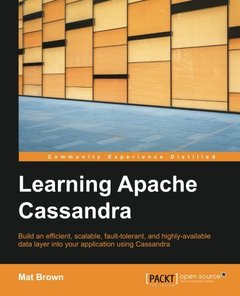 Learning Apache Cassandra (Paperback)-cover