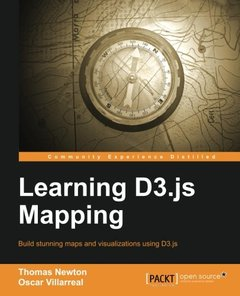Learning D3.js Mapping-cover