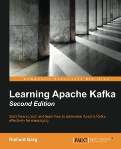 Learning Apache Kafka,  2/e(Paperback)-cover