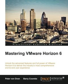 Mastering VMware Horizon 6 (Paperback)-cover
