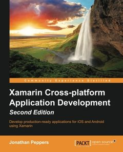 Xamarin Cross-platform Application Development, 2/e (Paperback)-cover