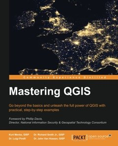 Mastering QGIS-cover