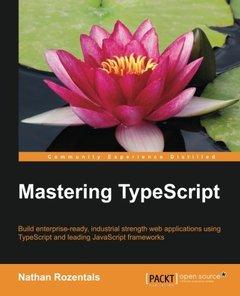 Mastering TypeScript (Paperback)-cover