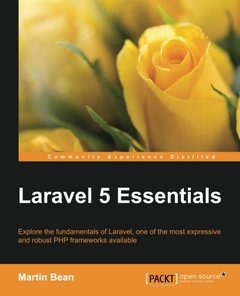 Laravel 5 Essentials (Paperback)-cover