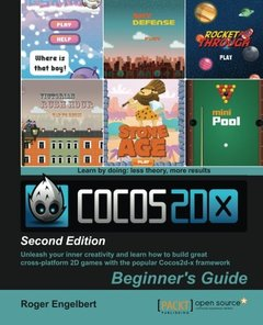Cocos2d-x by Example: Beginner's Guide,  2/e (Paperback)-cover
