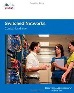 Switched Networks Companion Guide Hardcover-cover