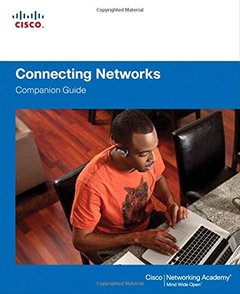 Connecting Networks Companion Guide Hardcover-cover