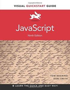 JavaScript: Visual QuickStart Guide,  9/e(Paperback)-cover