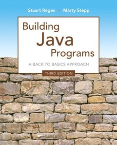 Building Java Programs, 3/e(Paperback)-cover
