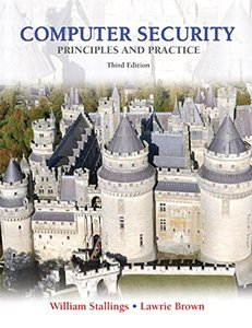 Computer Security: Principles and Practice, 3/e(Hardcover)-cover