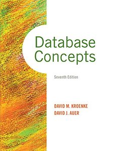 Database Concepts (7th Edition) Paperback