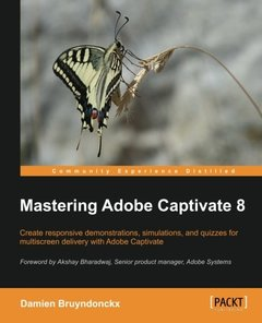 Mastering Adobe Captivate 8
