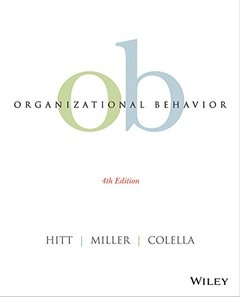 Organizational Behavior, 4/e (Paperback)