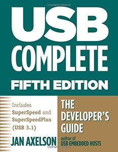USB Complete: The Developer's Guide, 5/e (Paperback)-cover