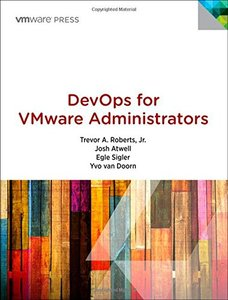 DevOps for VMware Administrators (Paperback)-cover