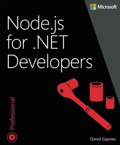 Node.js for .NET Developers (Paperback)-cover